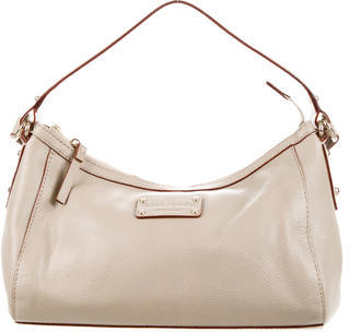 Kate Spade New York Pebbled Leather Satchel $115 thestylecure.com