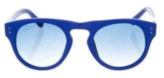 3.1 Phillip Lim Cat 2 Tinted Sunglasses