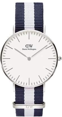 Daniel Wellington Women's 0602DW Glasgow Analog Display Quartz Multi-Color Watch