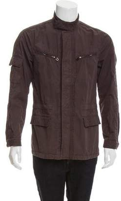 Salvatore Ferragamo Lightweight Utility Jacket
