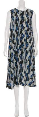 Rachel Comey Silk Midi Dress