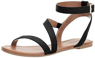 Call It Spring Women's Agroerwen Gladiator Sandal $34.99 thestylecure.com