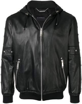 John Richmond Kiki hooded jacket