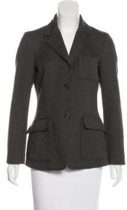 Etro Textured Wool Blazer