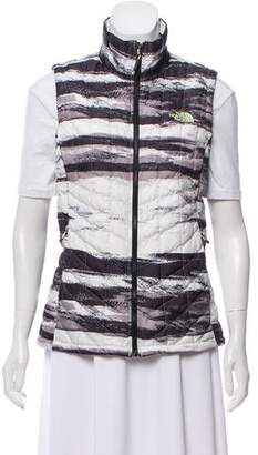 The North Face Quilted Down Vest