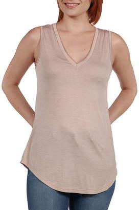 24/7 Comfort Apparel Avery Sleeveless Tunic Top - Plus