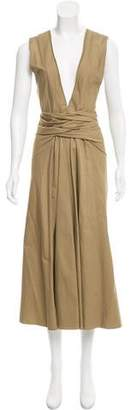 Tome Sleeveless Maxi Dress w/ Tags