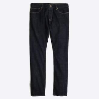 J.Crew Slim-fit selvedge jean in dark wash