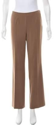 Les Copains Mid-Rise Wide-Leg Pants