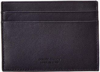 a. testoni Leather Card Case