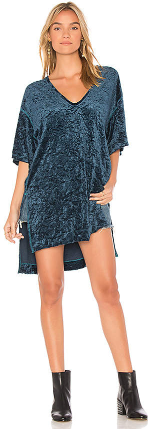 Free People The Luxe Extended Tee