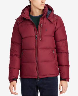Polo Ralph Lauren Men Water-Repellent Down Jacket