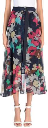 Sacai 3/4 length skirts