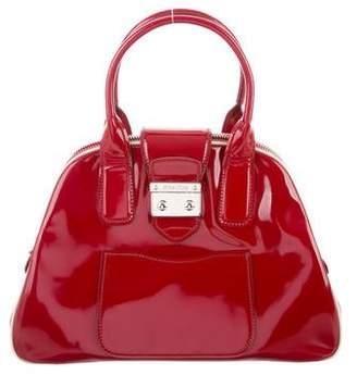 Miu Miu Patent Leather Handle Bag