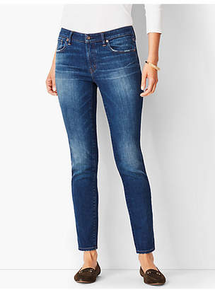 Talbots Premium Slim Ankle Jean - Knight Wash
