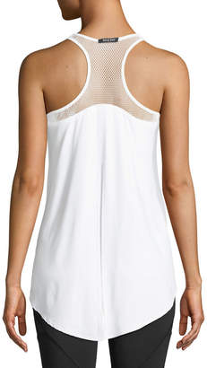 Michi Summit Split-Back Racer Performance Tank