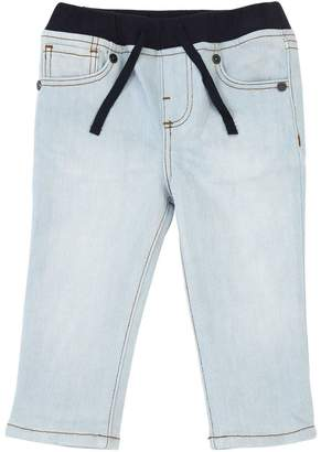 Burberry Stretch Cotton Jeans