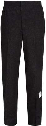 Thom Browne Straight-leg denim chinos