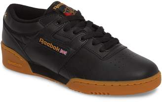 Reebok Workout Low Top Sneaker
