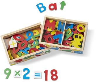 Melissa & Doug Magnetic Letters & Numbers Bundle
