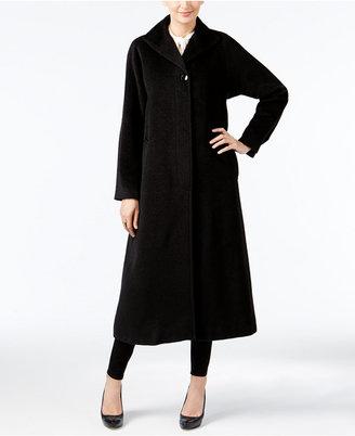 Jones New York A-Line Maxi Coat $460 thestylecure.com