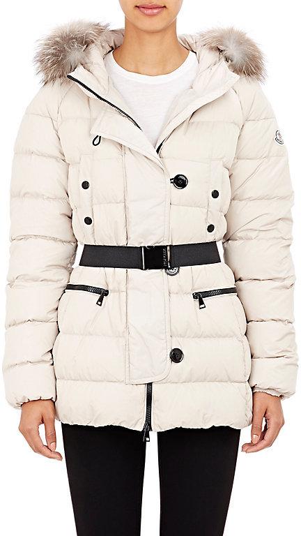 MonclerMoncler Women's Fur-Trimmed Genette Jacket