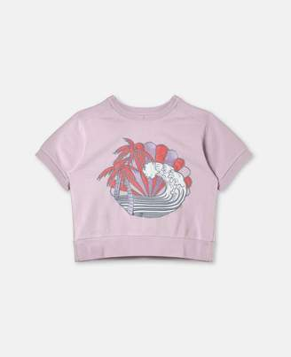 Stella McCartney alda island t-shirt
