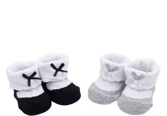 Carter's Baby Girl 2-pack Mary Jane Bow Newborn Booties