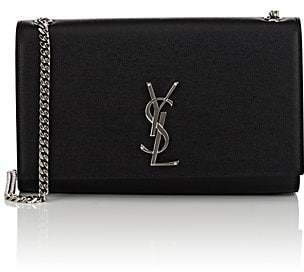 Saint Laurent Women's Monogram Kate Medium Leather Shoulder Bag