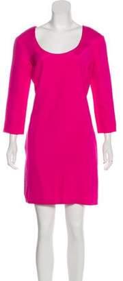 Celine Neon Mini Dress