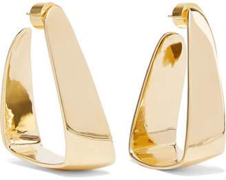 Jennifer Fisher Hammock Gold-plated Earrings - one size