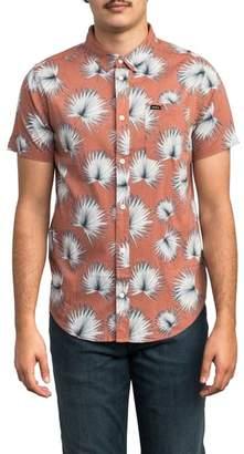 RVCA Palms Woven Shirt