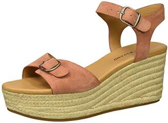 Lucky Brand Women's Naveah Espadrille Wedge Sandal