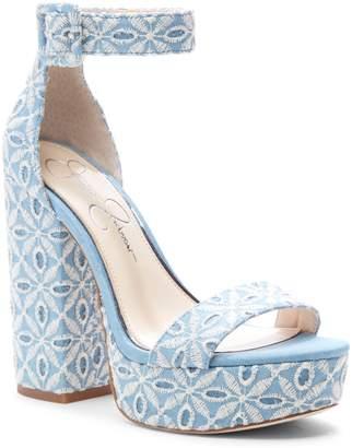Jessica Simpson Caiya Block Heel Sandal