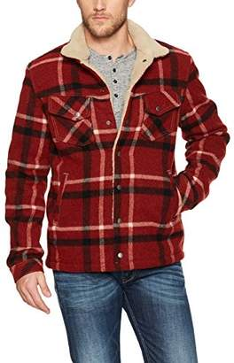 Nudie Jeans Men's Lenny Wool Check