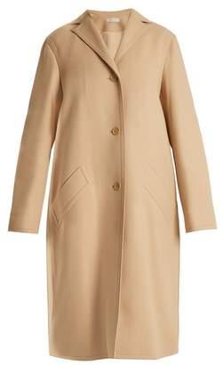 Nina Ricci Single-breasted wool-blend coat