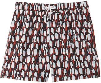 Original Penguin Large Penguin Swim Trunk