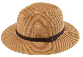 Access Headwear Sun Styles Marla Ladies Fedora Style Sun Hat
