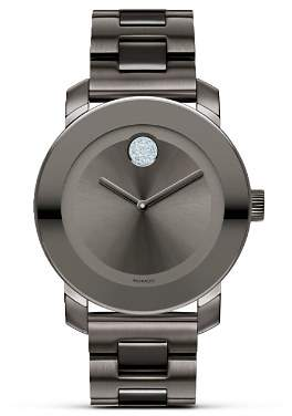 Movado BOLD Stainless Steel Museum Dial Watch, 36mm