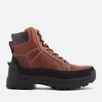 Hunter Men's Field Lace Up Boots