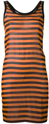 Givenchy striped vest dress