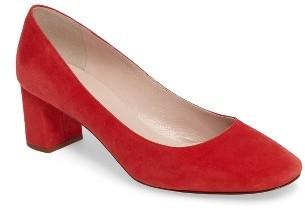Women's Kate Spade New York 'Dolores' Block Heel Pump