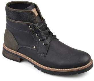 Co VANCE Vance Darvin Mens Lace Up Boots