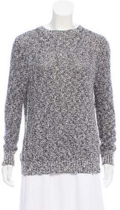 A.L.C. Long Sleeve Bouclé Sweater
