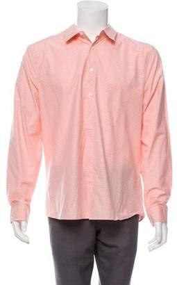 Paul Smith Gingham Dress Shirt w/ Tags