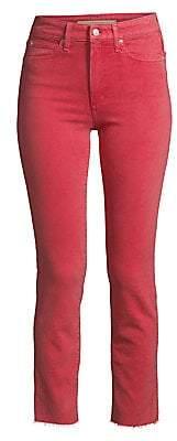 Joe's Jeans Women's Milla Ankle Skinny Raw-Edge Jeans