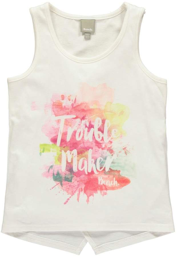 Bench Trouble Maker Graphic Tank