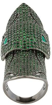 Loree Rodkin Loree Armour Ombre ring