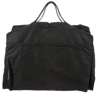 Hermes Toile Garment Bag