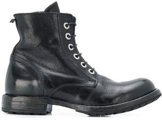 Moma lace up boots